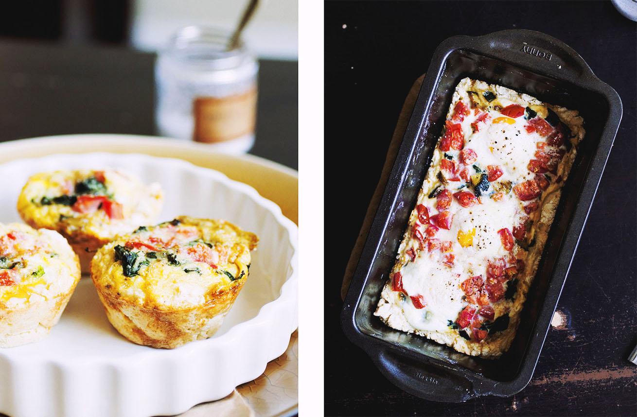Egg Biscuit Bake // The Pancake Princess
