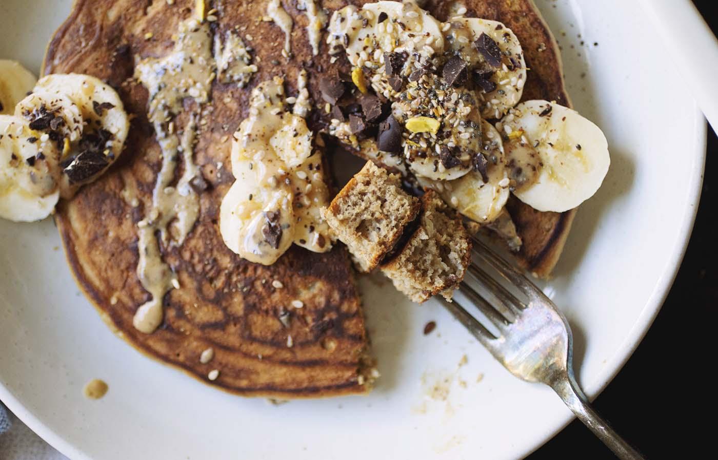 Protein Pancake // The Pancake Princess