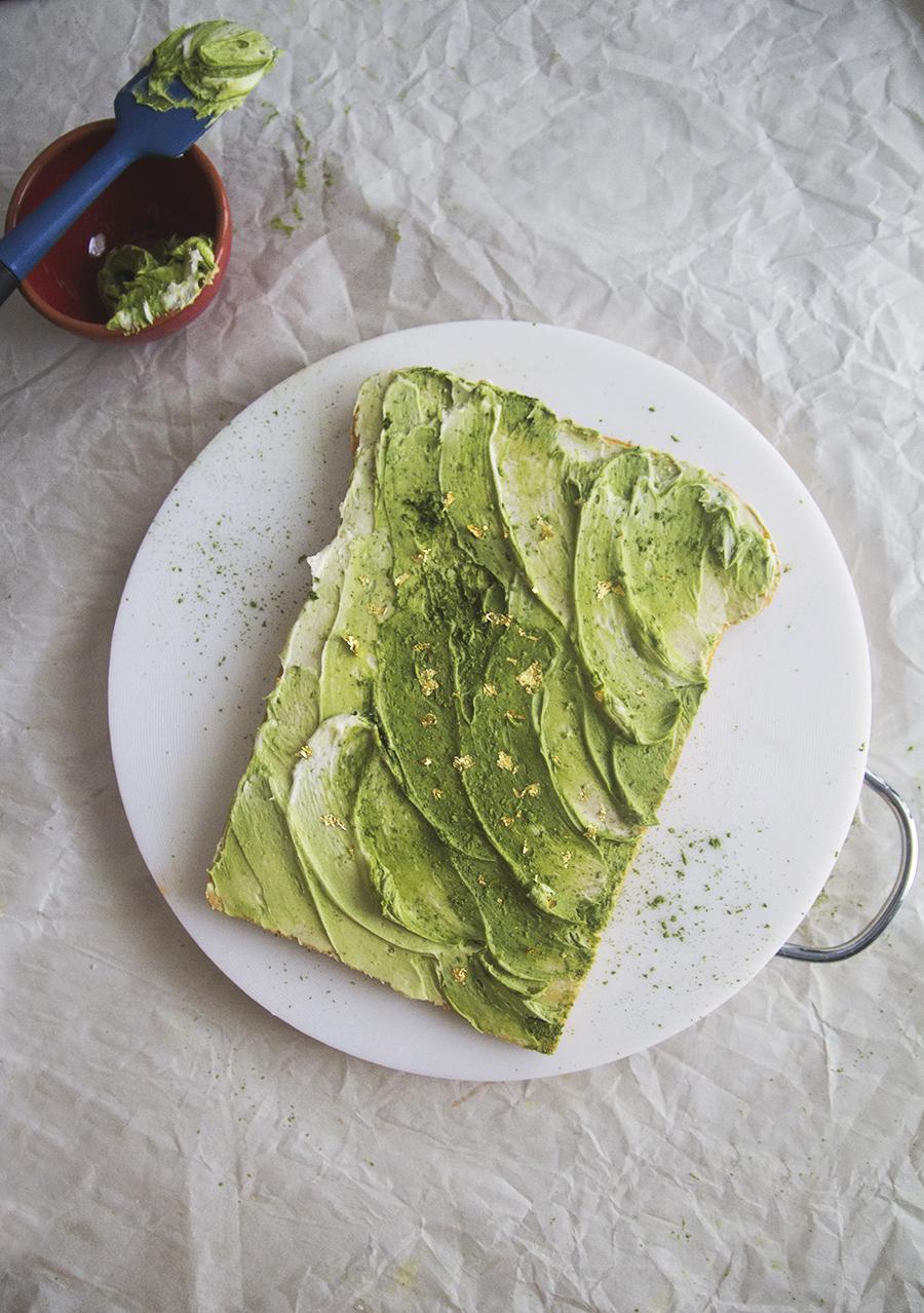 Avocado Toast Cake // The Pancake Princess