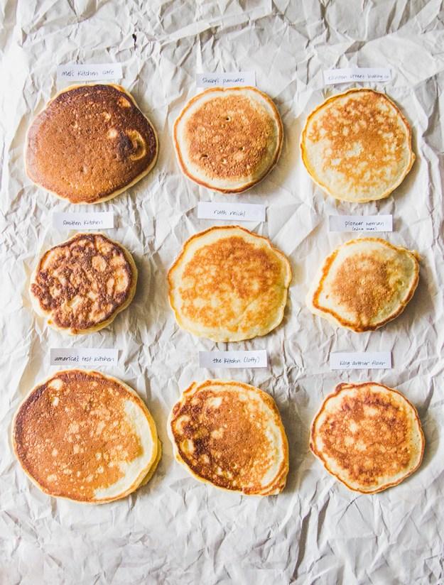 The Pancake Princess Pancake Cook Off