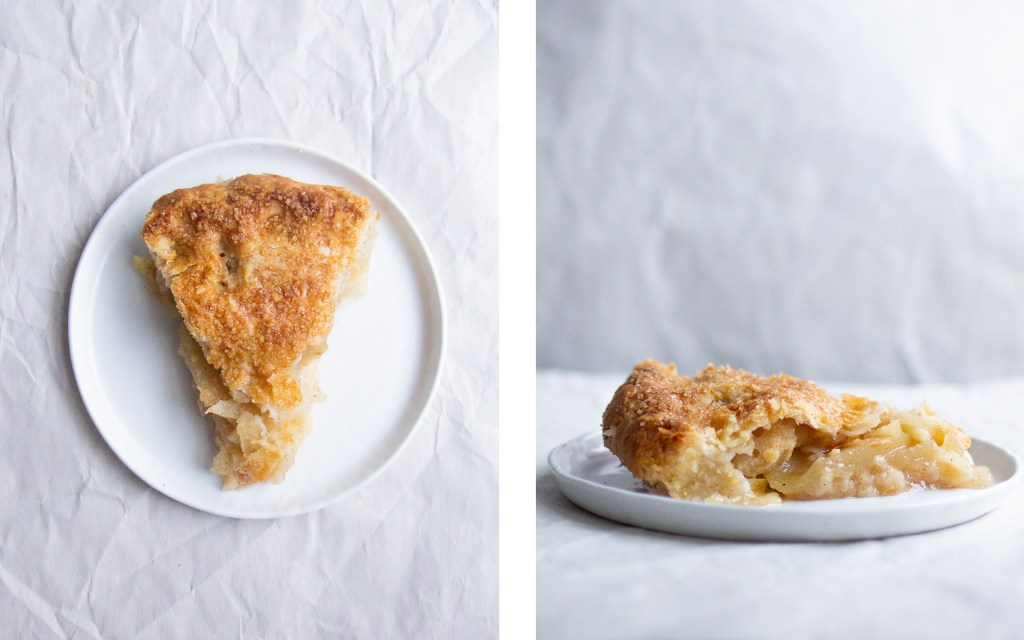vanilla bean baking blog sarah kieffer apple pie recipe