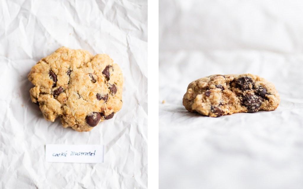 america's test kitchen vegan chocolate chip cookie