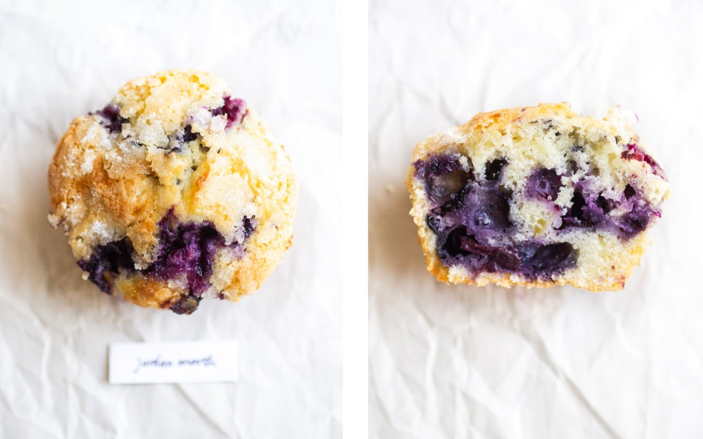 jordan marsh blueberry muffin