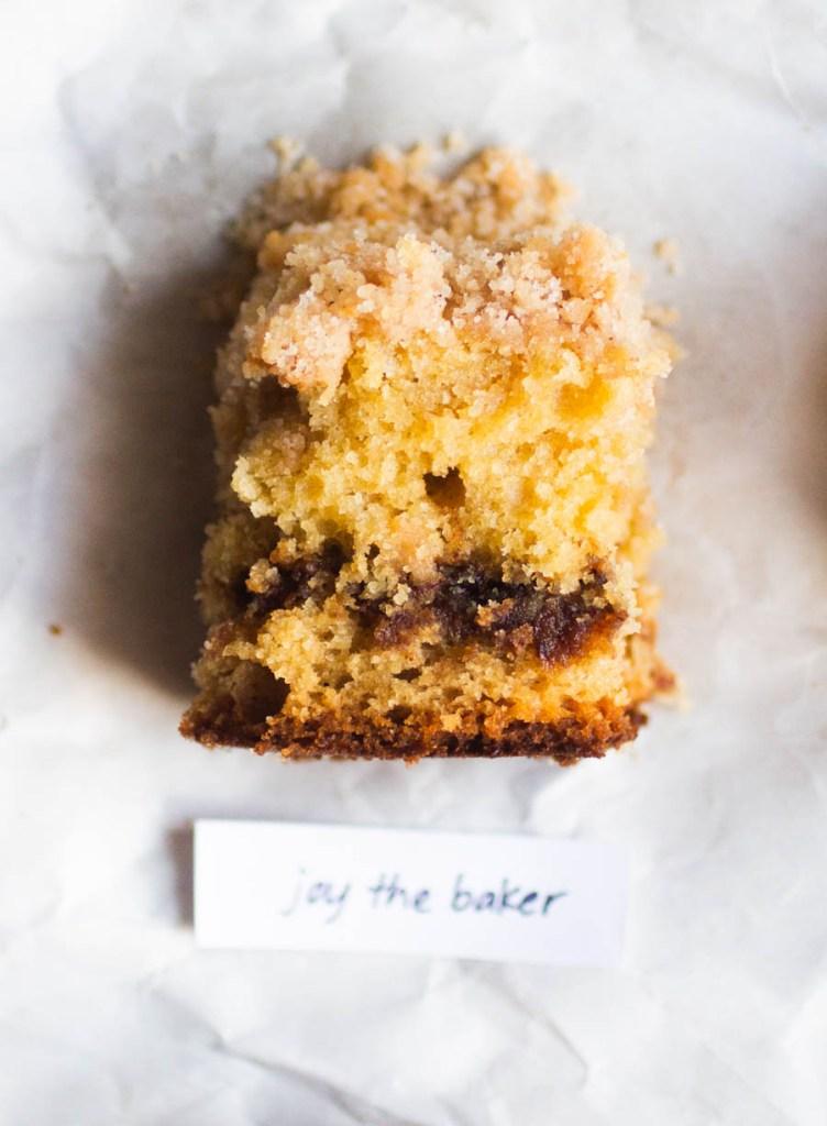 Joy the Baker Coffee Cake // The Pancake Princess
