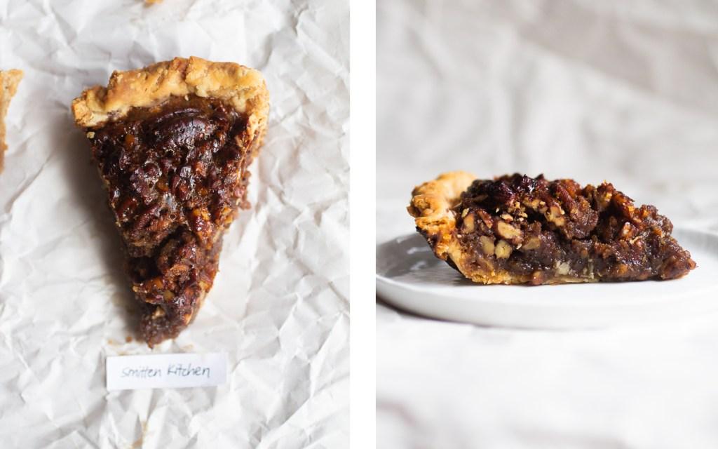 smitten kitchen pecan pie