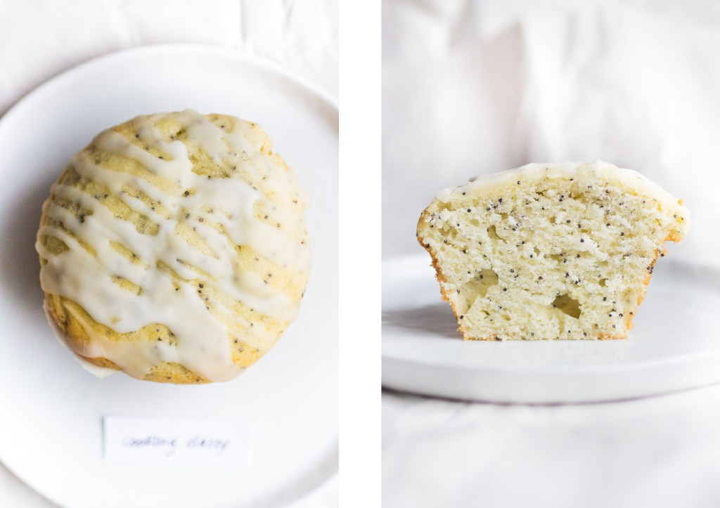 lemon poppy seed muffin cooking classy