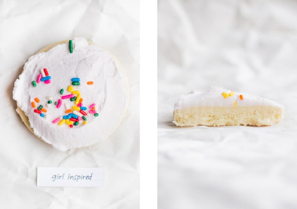 girl inspired lofthouse copycat sugar cookie
