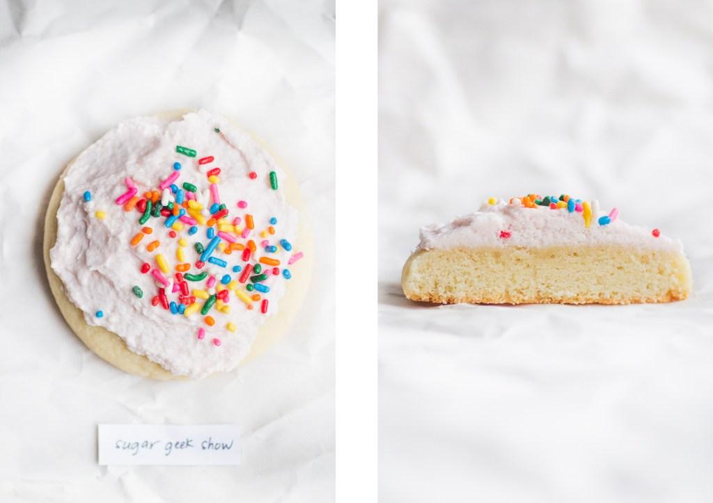 sugar geek show lofthouse copycat sugar cookie