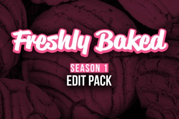 'Freshly Baked' Pan Dulce Life Season 1 DJ Edit Pack