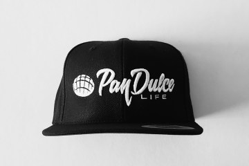 The Pan Dulce Life Snapback