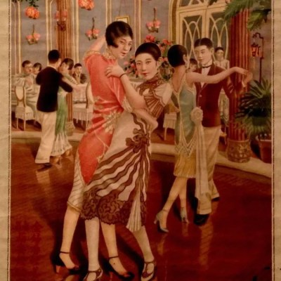 History of the qipao (part II): from recluse to National Dress, 1910s and 1920s