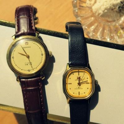 Treasure of the Week: Vintage Shanghainese watches
