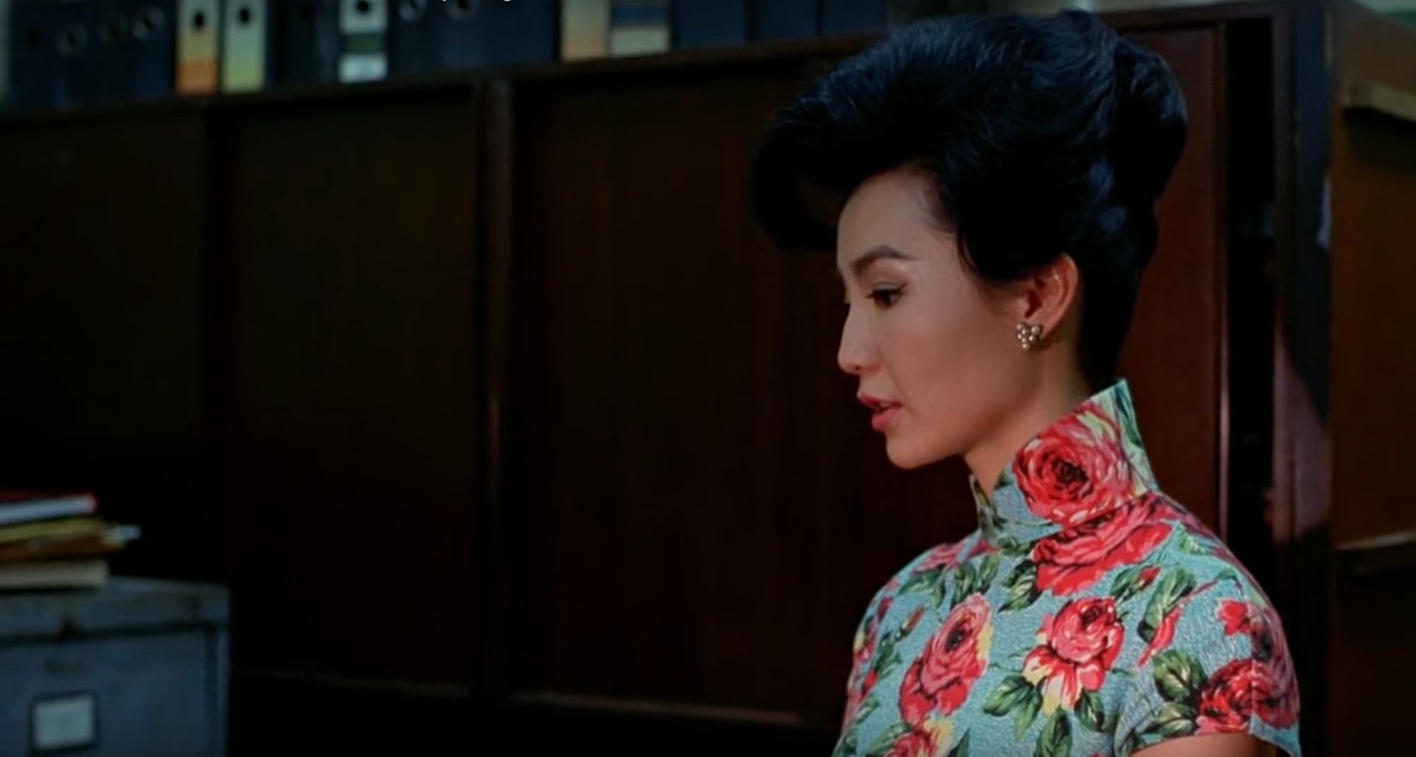 23224fe97 In the Mood for Love dresses: the complete list of 20 qipaos (cheongsams).  Qipao films