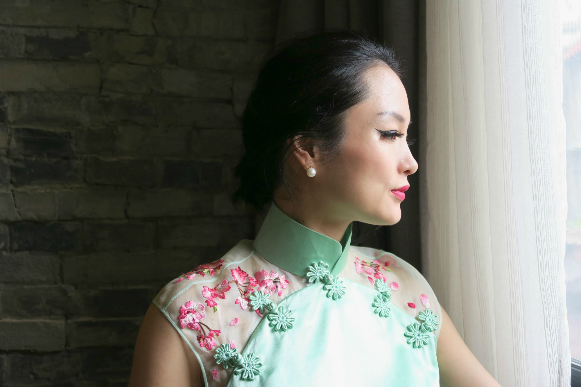 33dc261773f2d Parts of the Qipao (Cheongsam)  a comprehensive guide to the qipao ...