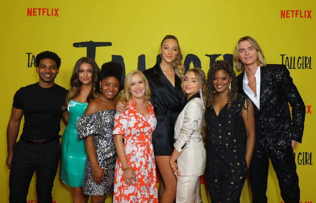 Tall Girl Cast