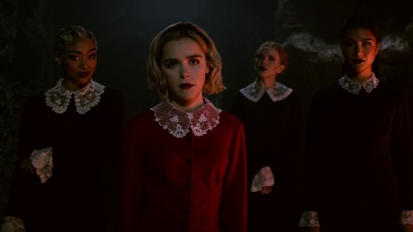 Netflix Shows Chilling Adventures of Sabrina