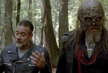 Negan Joins the Whisperers