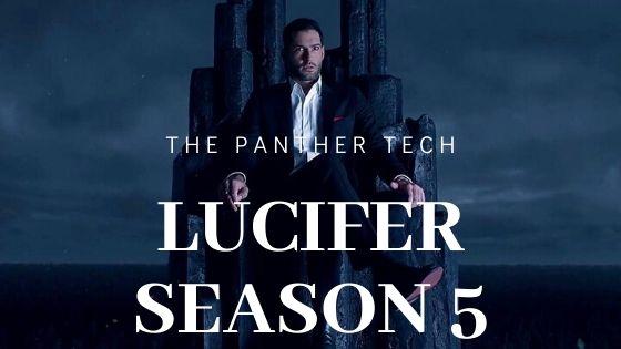 Lucifer Season 5 Release Date,cast