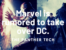 Marvel is rumoured to take over DC