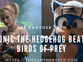 Sonic the Hedgehog Beats Birds of Prey