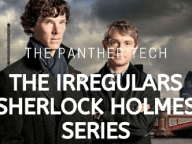 The Irregulars:Sherlock Holmes TV Series