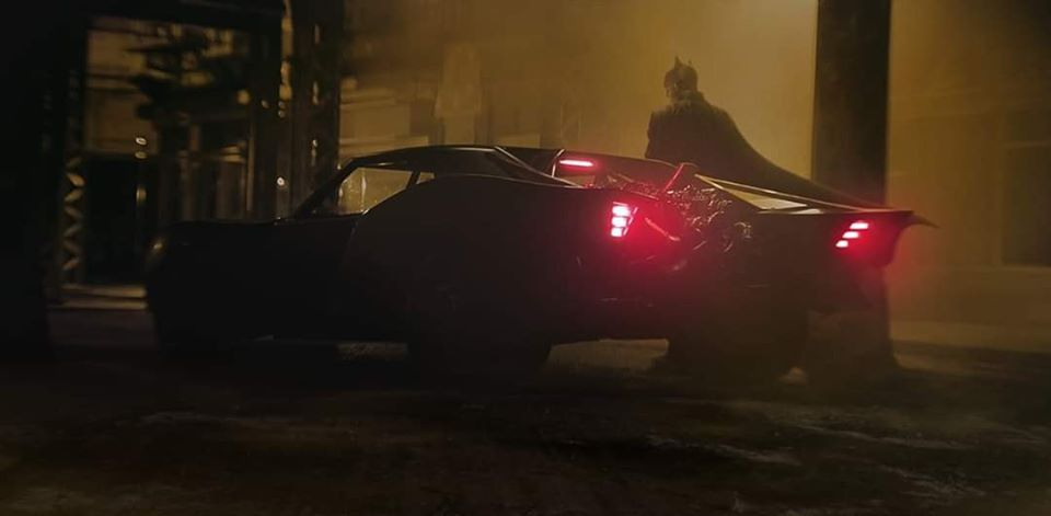 Batmobile images are uploaded too.