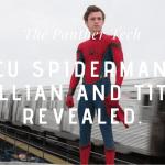 Spider Man 3 Plot Revealed
