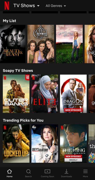 Access Netflix US