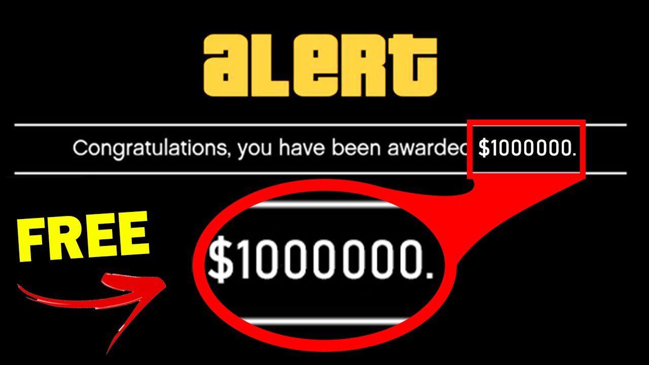 GTA 5 Online 100000$ FREE