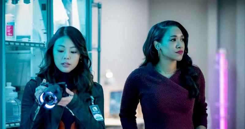 Iris stuck in Mirrorverse till next season