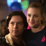 Jughead Cole Sprouse and Lili Reinhart Betty