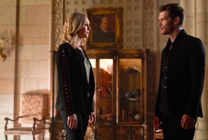 Fans wanted Klaus and Caroline relationship in The Vampire Diaries