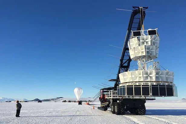 Parallel Universe NASA experiment
