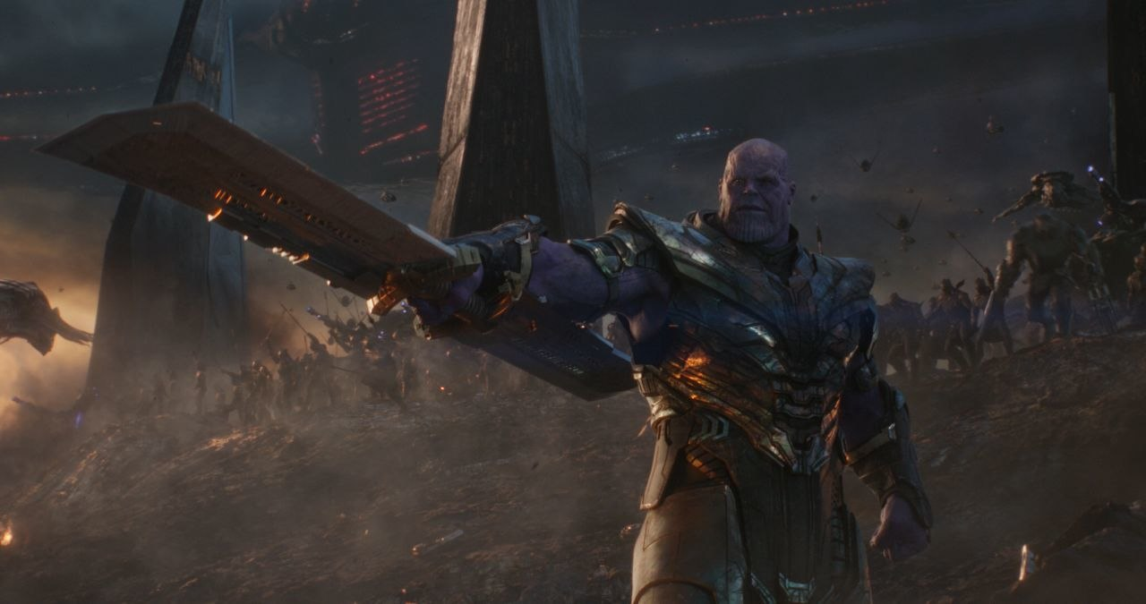 Thanos resurrection by his son in MCU