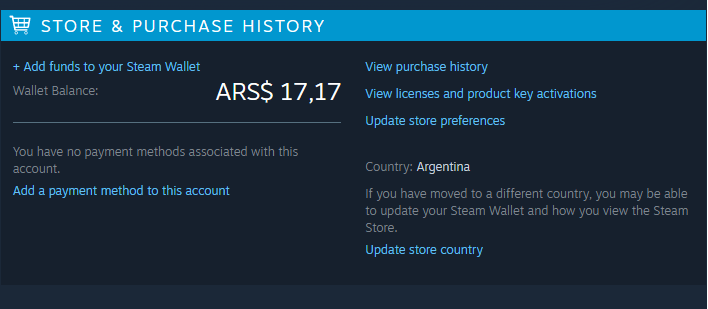 update country Steam Summer Sale