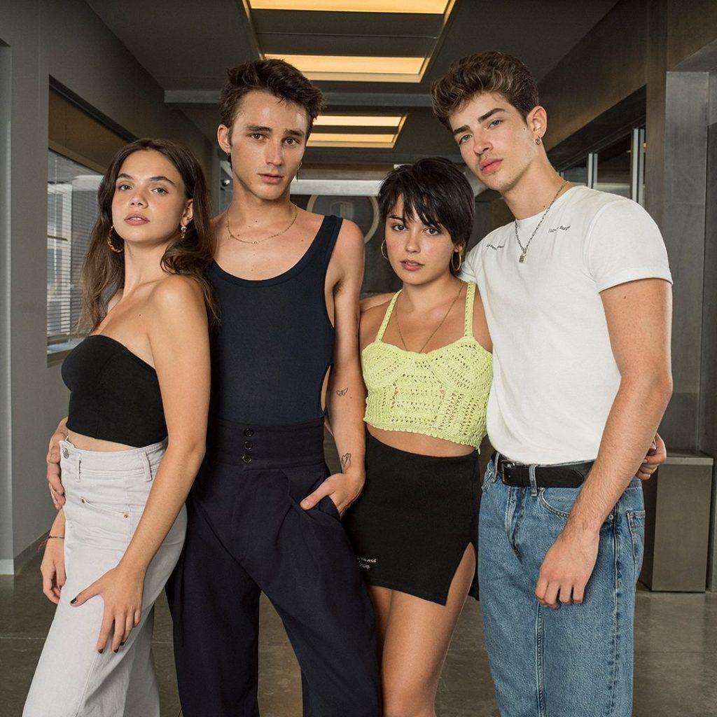 Netflix Elite Season 4 Introduced New Cast
