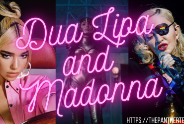 Madonna and Dua Lipa recorded a new song for the Wonder Woman 1984