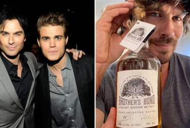 The Vampire Diaries Stars Ian Somerhalder and Paul Wesley New Project: The Brother's Bond.