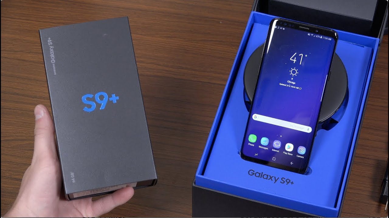 Is Samsung Galaxy S9+ Getting Android 11 Update?