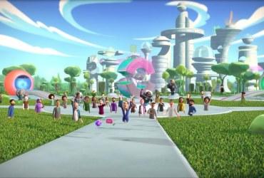 Facebook Horizon: A Social Virtual Reality PlayGround