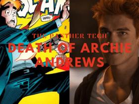 Archie Andrews Is Going To Die in Riverdale Season 5