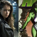 Tatiana Maslany to play She-Hulk in the upcoming series.