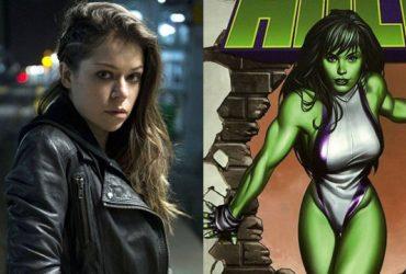 Tatiana Maslany to play She-Hulk in the upcoming series.