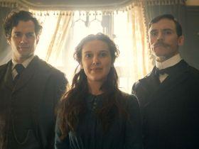 "Netflix Enola Holmes Spinoff based on Henry Cavill ""Sherlock Holmes"""