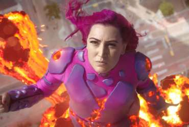 """Netflix's """"We Can Be Heroes"""": Shark Boy And Lava Girl"""