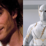 Ian Somerhalder as GodSpeed For The CW Flash Series