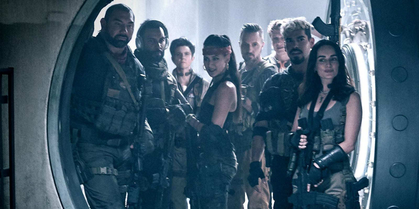 Zack Snyder's Army Of The Dead to be released on Netflix