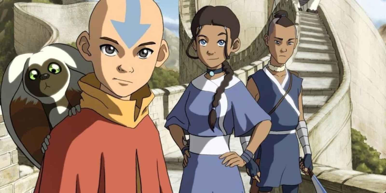 Netflix Live-Action 'Avatar: The Last Airbender' Remake