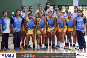 Western Province - 42nd National Sports Festival Netball Champions