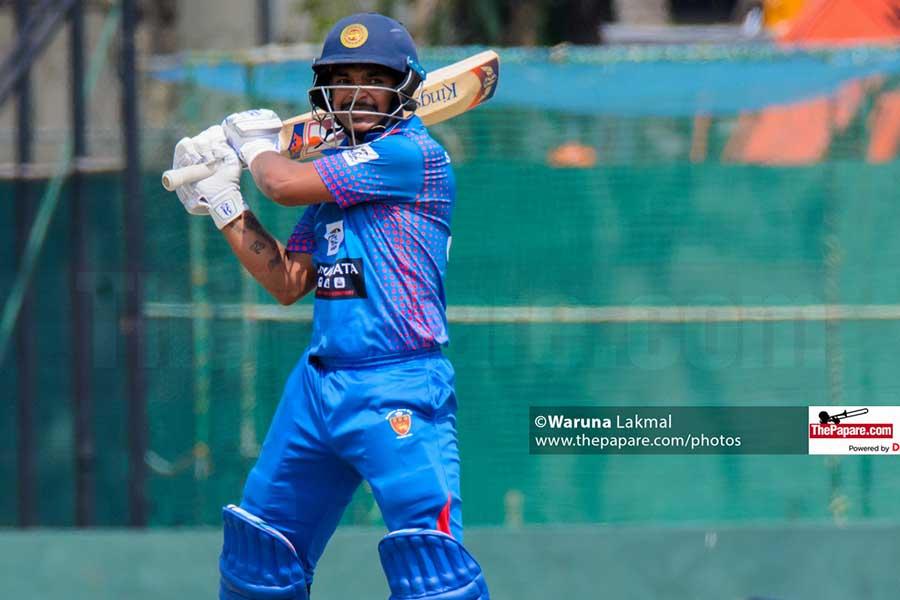 Sandun Weerakkody Hammers Fastest Sri Lankan L A Ton